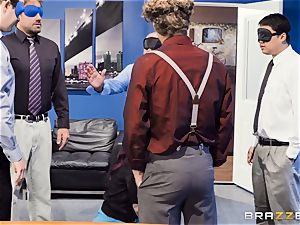 insatiable office antics with Monique Alexander