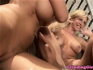 stunning softcore mummies love g/g four way