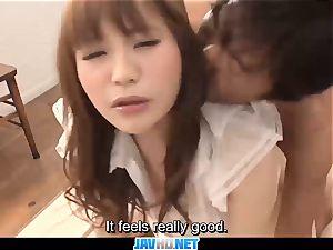 Subtitles - chinese model Maomi Nagasawa enjoys in