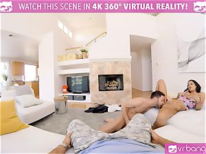 VR PORN-Caught my wife nail my manager