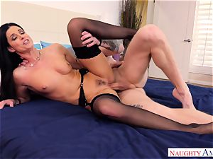 India Summers screwed in her bunghole