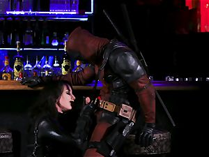 Deadpool xxx An Axel Braun Parody scene two