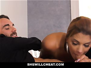 SheWillCheat - super hot hotwife wife revenge pulverizing