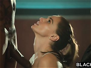 BLACKED Tori black Is greased Up And predominated By two BBCs