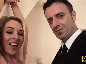 PASCALSSUBSLUTS - Victoria Summers fed jism and sadism & masochism