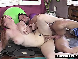 SheWillCheat - super hot bodacious wife boning individual Trainer