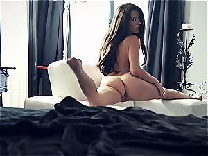 youthful pornstar Lana Rhoades is extraordinaire