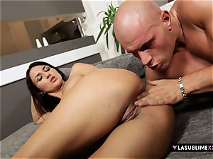 LASUBLIMEXXX Roxy Taggart loves hard penis in her caboose
