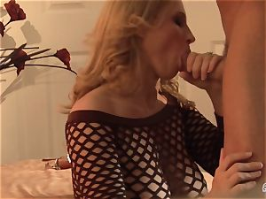Devon Lee bopping the rigid bishop of her fucking partner