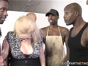 Katie Kox bbc gang-fuck