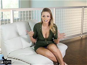 plow Confessions Britney Amber gets her donk stuffed