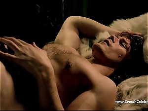 Caitriona Balfe in steaming fucky-fucky vignette from Outlander