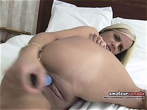 thin french Canadian stunner homemade porno fingers poon