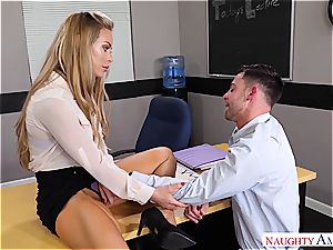 The greatest schoolteacher Nicole Aniston wants trouser snake for her bliss