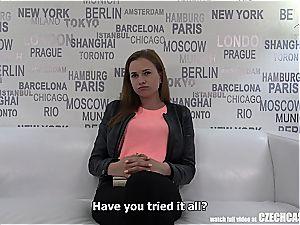 World Dance champion at Czech audition