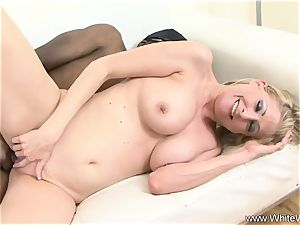 bi-racial extraordinary bbc lovemaking