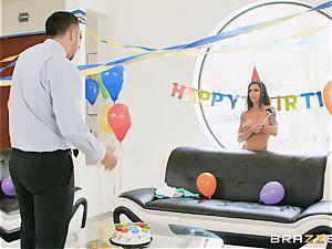 glad birthday gash tear up with Melissa