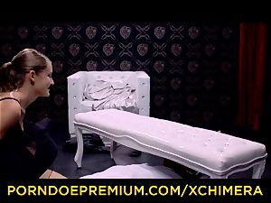 xCHIMERA - fantastic babe in desire subjugation pummel